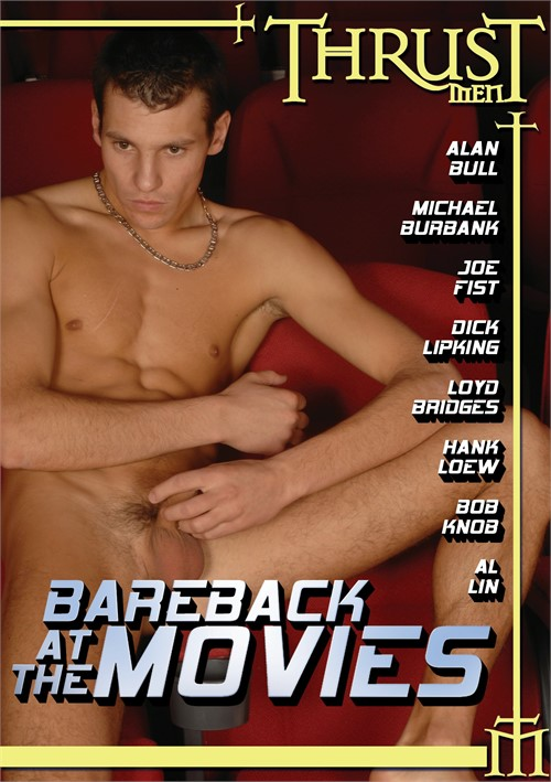 Bareback at the Movies Boxcover