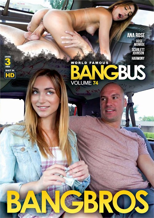 Bang Bus Vol. 74 2018 Public Sex Gonzo