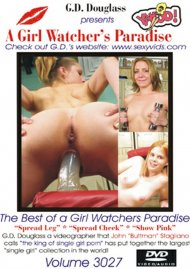 Girl Watcher's Paradise Volume 3027, A Porn Video