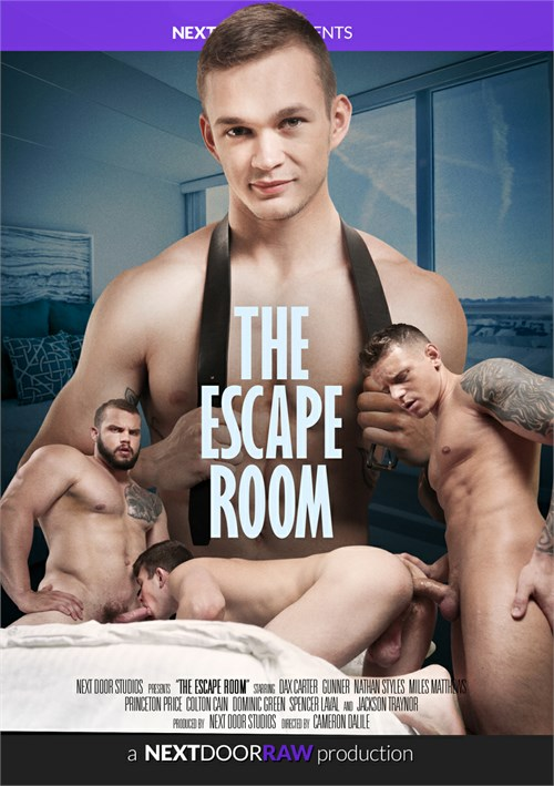 The Escape Room Cover Front