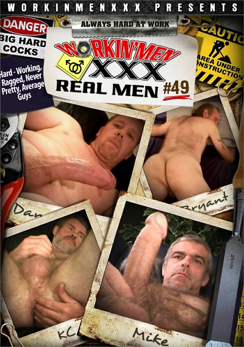 Real Men 49 Boxcover