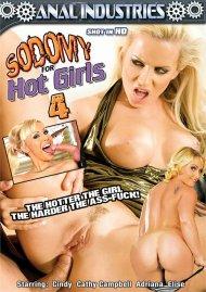 Sodomy For Hot Girls 4