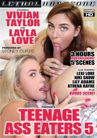 Teenage Ass Eaters 5 image