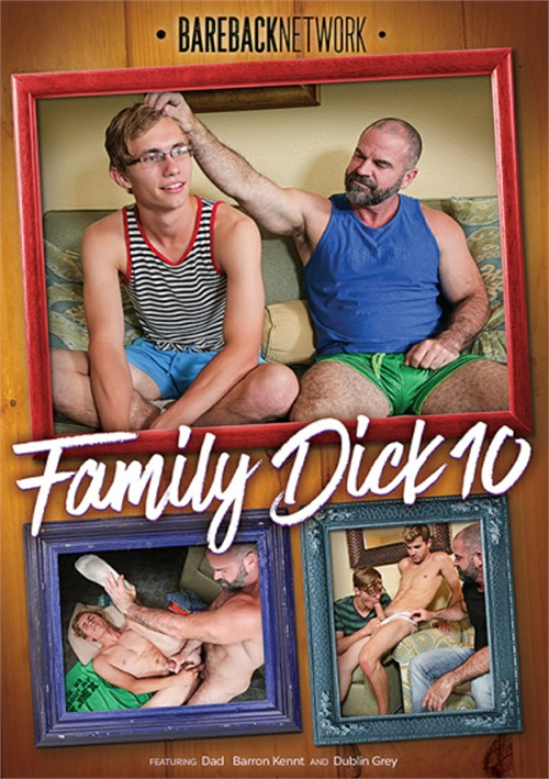 Family Dick 10 Boxcover