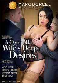 40 Year-Old Wife's Deep Desires, A image