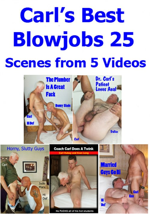 Carl's Best Blowjobs #25 Boxcover