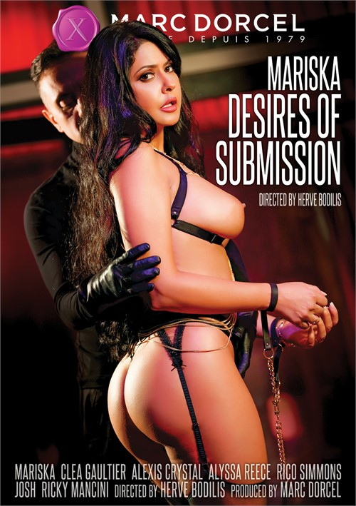 Mariska, Desires of Submission Boxcover