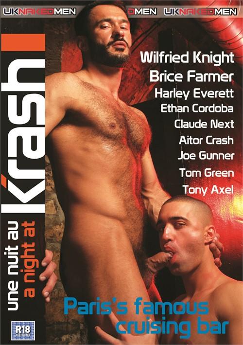 Night At Krash, A Boxcover