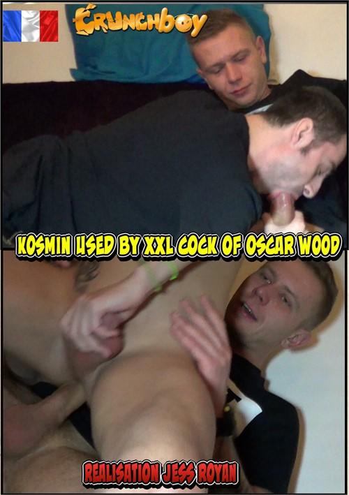 Kosmin Used by XXL Cock of Oscar Wood Boxcover