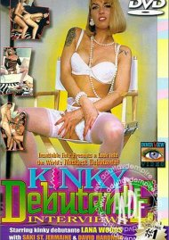 Kinky Debutante Interviews Vol. 1 Porn Video