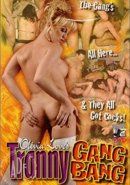 Tranny Gangbang Porn Video