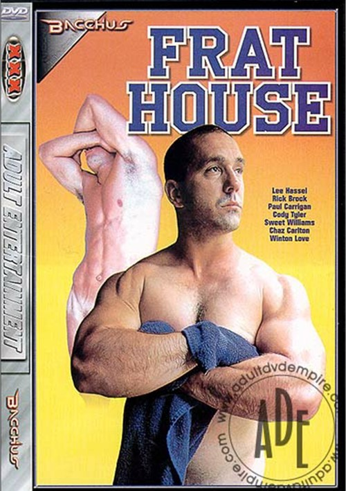 Frat House Boxcover
