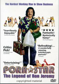 Porn Star: The Legend Of Ron Jeremy - Unrated