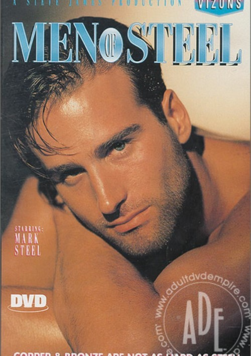 Men of Steel Boxcover