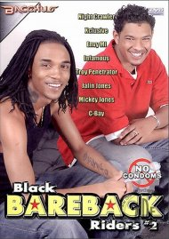 Black Bareback Riders #2 image
