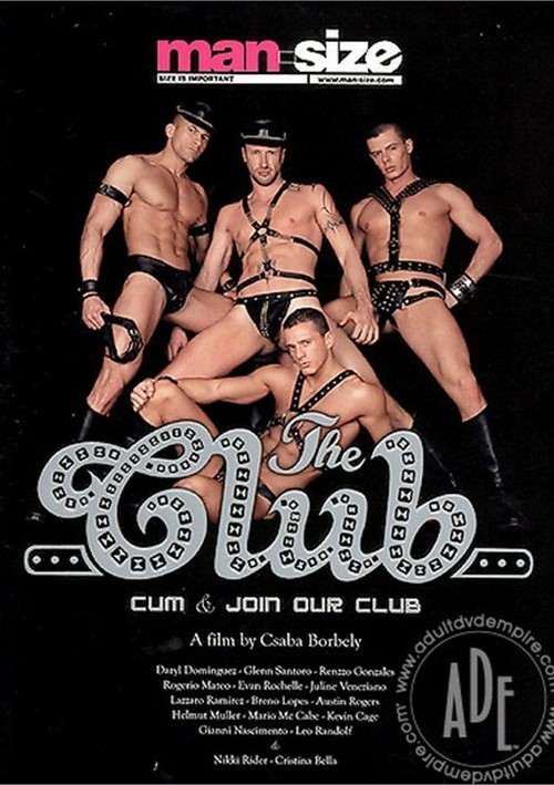 Club, The Boxcover