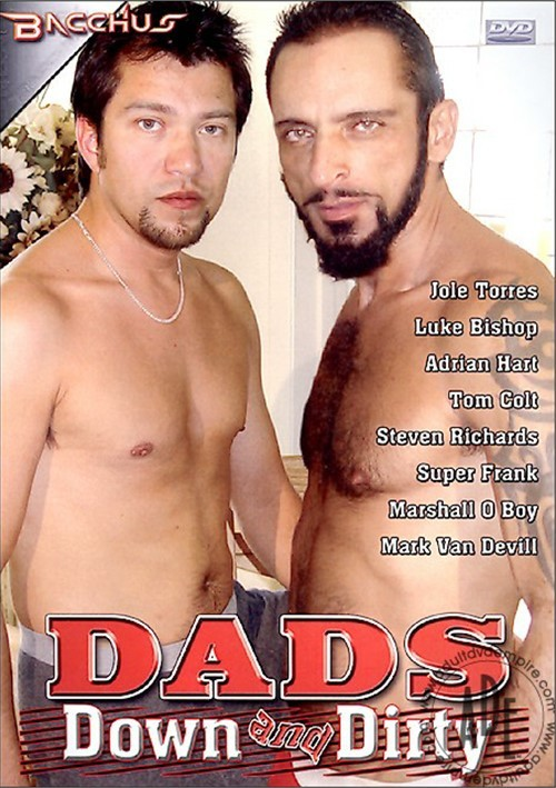 Dads Down and Dirty Boxcover