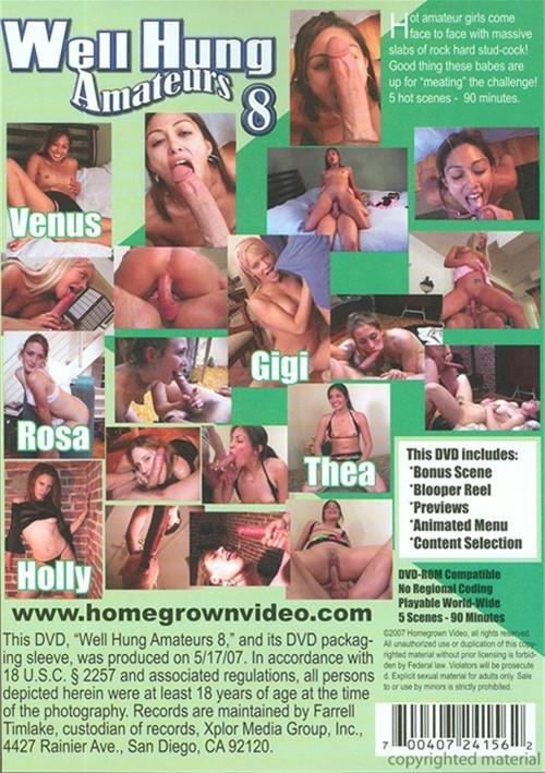 favorite porn hung amateurs
