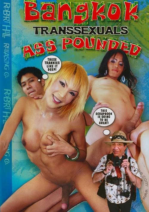 Trannys from Bangkok - DVD -