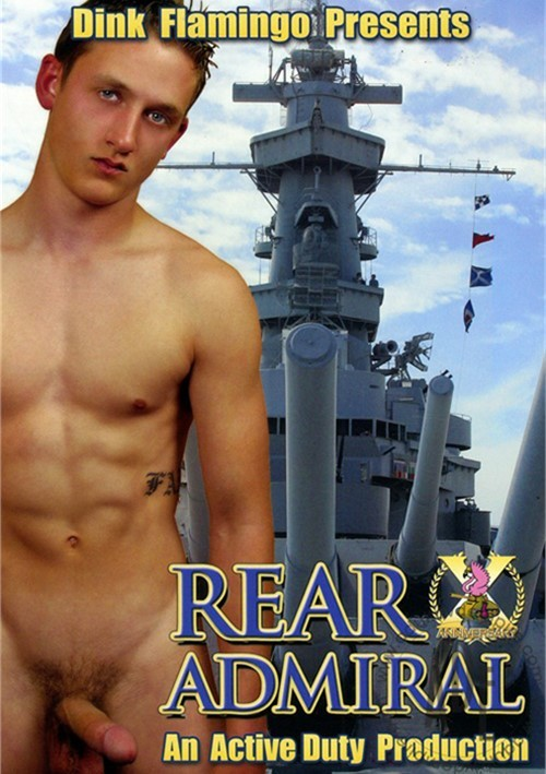 Rear Admiral 1 Cover Front