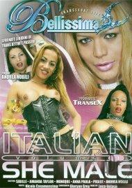 Italian She Male #11 Porn Video