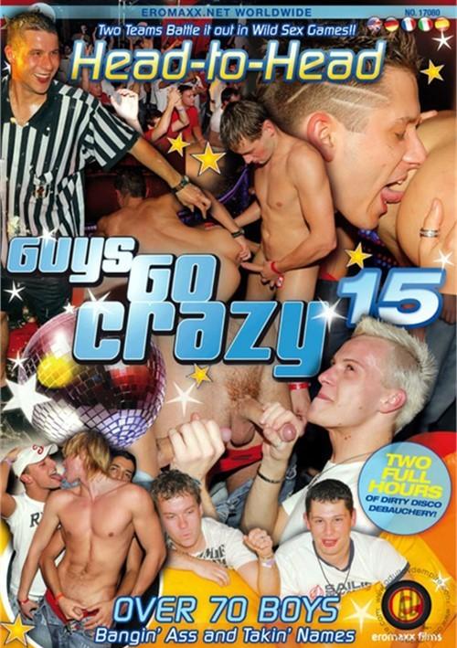Guys Go Crazy 15 Boxcover