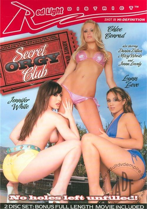 Secret orgy club