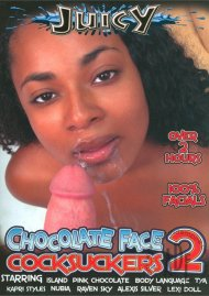 Chocolate Face Cocksuckers 2 Porn Video