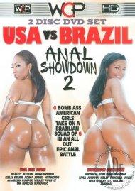 USA Vs Brazil Anal Showdown 2 Porn Video