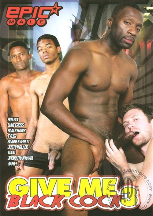 Give Me Black Cock 3 Boxcover