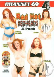 Red Hot Redheads 4-Pack image