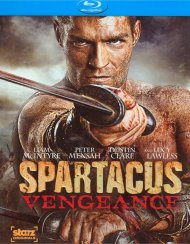 Spartacus: Vengeance - The Complete Second Season Gay Cinema Movie