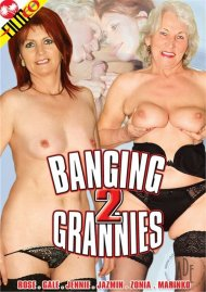 Banging 2 Grannies Porn Video