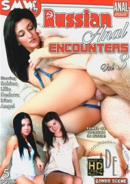 Russian Anal Encounters Vol. 3