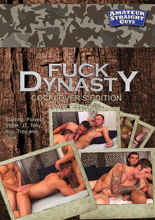 Fuck Dynasty Boxcover