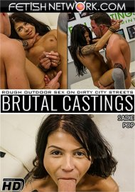 Brutal Castings: Sadie Pop Porn Video