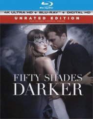 Fifty Shades Darker (4K Ultra HD + Blu-ray + UltraViolet) Blu-ray Movie