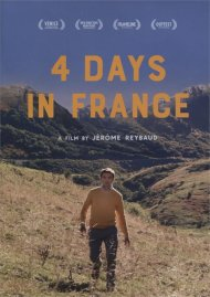 4 Days in France gay cinema DVD from Cinema Guild.