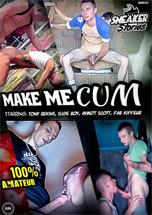 Make Me Cum Boxcover