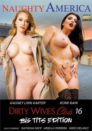 Dirty Wives Club Vol. 16: Big Tits Edition Movie