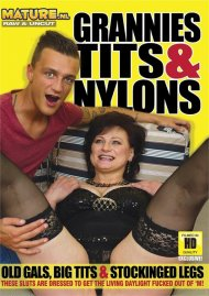 Grannies Tits & Nylons Porn Video