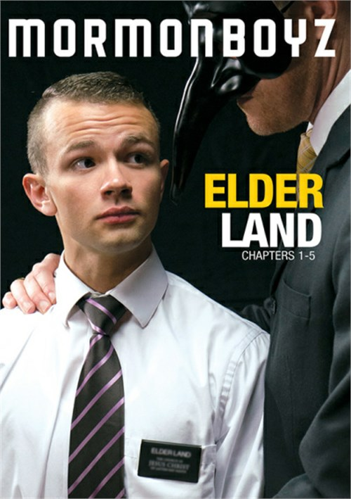 Elder Land Chapters 1-5 Cover Front