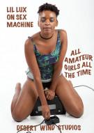 Lil Lux on Sex Machine Porn Video