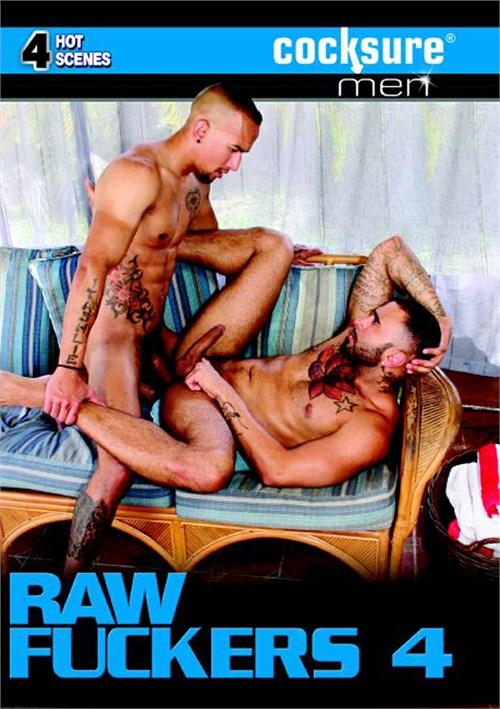 Raw Fuckers 4 Boxcover