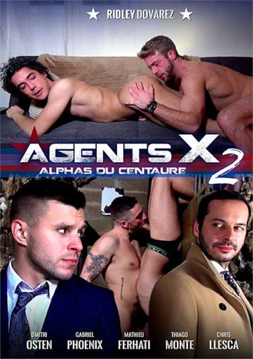 Agents X2 Boxcover