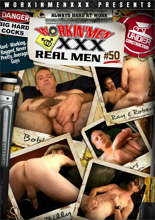 Real Men 50 Boxcover