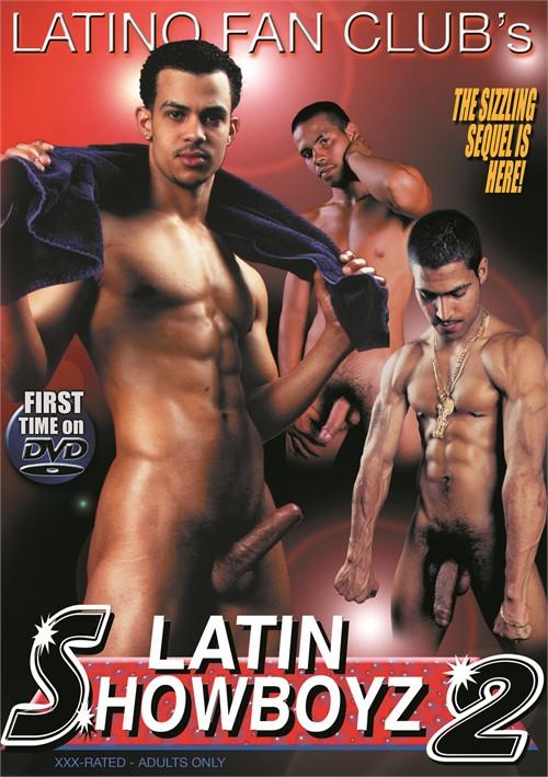 Latin Showboyz 2 Boxcover
