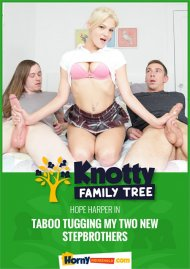 Tugging My Two New Stepbrothers image