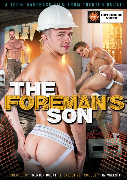 The Foremans Son Cover Front