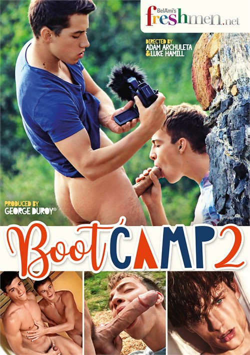 Boot Camp 2 Cover Front